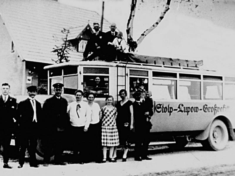 Autobus marki Benz-Gagenan 2 Cna